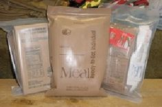 """Make your own MRE's.  Hurricane Sandy threatened my area, and I had not a clue where to start on gathering emergency supplies.  We assume we are geographically """"safe"""" from tornadoes and hurricanes and although we are located on an earthquake faultline, so we are very ill-prepared for emergencies.  This might give me a clue where to start for next time."""