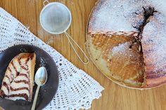 Ciasto zebra - prosty przepis | Kameralna Bread, Ethnic Recipes, Food, Kitchen, Cooking, Brot, Essen, Kitchens, Baking