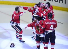 10 incredible photos from the Chicago Blackhawks' Stanley Cup celebration