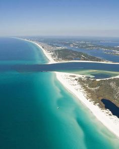 Panama City Beach, and St. Andrews State Park, Florida