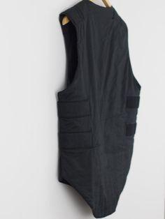 Helmut Lang SS99 Cotton Bulletproof Vest
