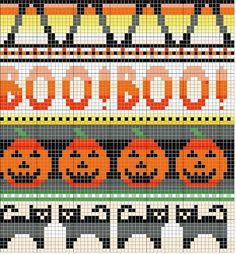 Kathleen Taylor's Dakota Dreams: For Your Halloween Knitting Pleasure