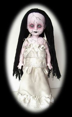 Scary Doll Makeup   Thread: Scary Doll Costume