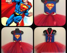 Items op Etsy die op Captain America girls inspired  tutu dress and costume in red blue and white lijken