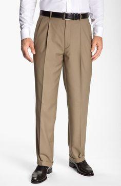 Define Pleated Pants