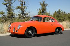Emory Motorsports Porsche 356 Outlaw