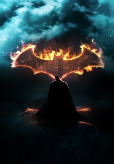 Check out this awesome collection of Batman Fire IPhone Wallpaper is the top choice wallpaper images for your desktop, smartphone, or tablet. Batman Poster, Batman Artwork, Batman Painting, Batman Arkham Knight, Batman The Dark Knight, Batman Dark, Batman Robin, Foto Batman, Batman Bike