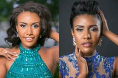 Monyque Brooks Finalist Miss Cayman Islands 2016
