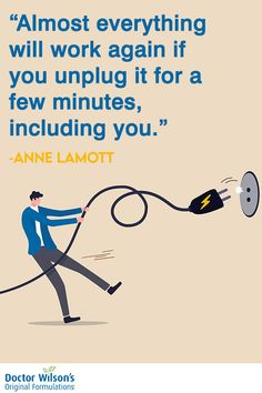 Freeing yourself from an obstruction can sometimes be as simple as leaving it and coming back to it with a new perspective - the sort of re-frame that only comes with separation from the issue at hand. Anne Lamott, Effects Of Stress, Adrenal Fatigue, Cover Letter For Resume, New Perspective, Comebacks, Interview, Humor, The Originals