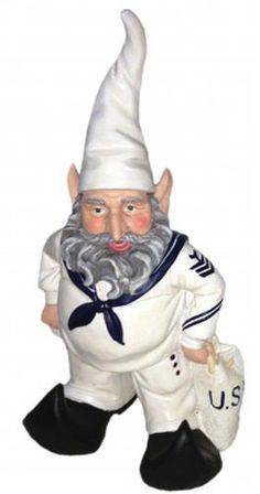 1000 images about gnomes on pinterest garden gnomes for Combat gnomes for sale