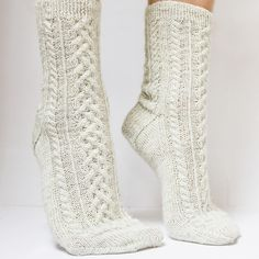 Ravelry: Cove Socks pattern by Sarah Cooke