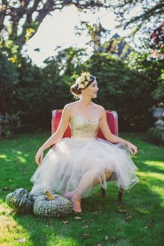 10 Beautiful Short Wedding Dresses