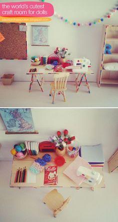 cute-dollhouse-craft-room