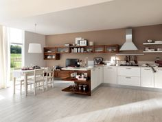 CLAUDIA Kitchen by Cucine Lube