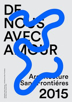 Architecture Sans Frontières on Behance