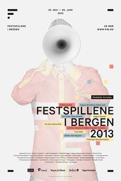 Endre Berentzen for the Bergen International Festival.