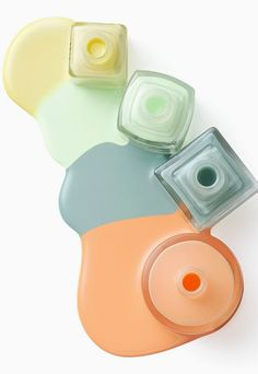 BEAUTY | pretty pastels for summer nails