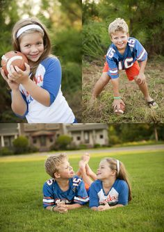 Fall Sports Fanatic Mini Sessions 2013 | Canton, GA Photographer