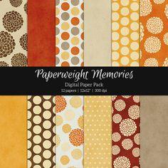 Patterned Paper - Venetian Doorway by Paperweight Memories on @creativemarket
