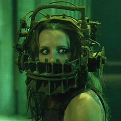 Saw! This movie messed with my head, and I can only watch it with my friend, Alaina!