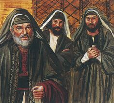 Samuel was the judge and prophet of Israel. He went to every city to judge the people. When Samuel became old, he chose his sons to be judges. They were not good judges.  1 Samuel 7:15–17; 1 Samuel 8:1–3