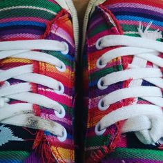 When you need to feel cheerful rock the shoes! #rocketdog