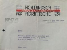 @studioTUCKTITE: Another 1940s letter from the archive