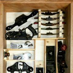handtools toolcabinet handplane