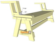 Folding Picnic Table Plans - Easy To Build Projects - picnic table ideas Folding Picnic Table Plans - Easy To Build Projects - Folding Picnic Table Plans, Folding Picnic Table Bench, Diy Picnic Table, Wooden Picnic Tables, Diy Table, Woodworking Furniture Plans, Woodworking Patterns, Woodworking Shop, Woodworking Projects
