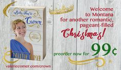 Pre-order Better Than a Crown at 99 cents for a limited time!