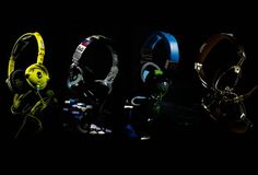 Limited Edition Skullcandy Headphones by D