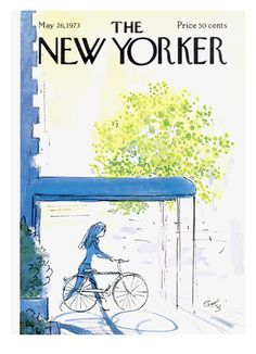 The New Yorker Affiche sur AllPosters.fr