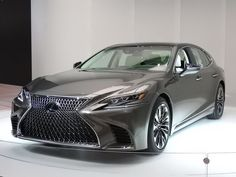 Lexus stole the show at the present day Detroit Auto show when they showcased the fifth period 2018 Lexus LS sedan. The 2018 Lexus LS signifies a huge Lexus Gs300, New Sports Cars, Sport Cars, Lexus Ls 460, Detroit Auto Show, Lexus Cars, Car Goals, Futuristic Cars, Luxury Suv