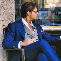 "Mens Fashion on Instagram: ""Art Of Sprezzatura _______________________________________________#agentlemensworld #sprezzatura #sartorial #dappered #suits #mensfashion #menstyle #menswear #fashionblogger #fashionformen #fashionblog #picaday #photoaday #pi"