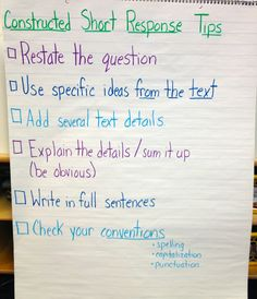 "Test Prep With Pizzazz: Part it comes time to ""teach to the test,"" I aim for a couple of experiences that simulate the rigid testing day environment, balanced with more lighthearted explorations of test-taking strategies. Test Taking Skills, Test Taking Strategies, Teaching Social Skills, Teaching Writing, Teaching Ideas, Third Grade Writing, 7th Grade Ela, Fourth Grade, Exams Tips"