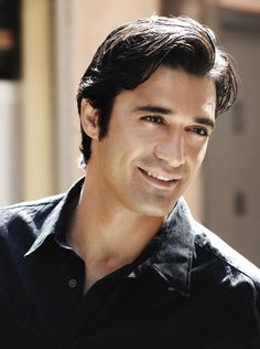 Forget Brad Pitt, he doesn't stand a chance against GILLES MARINI, one of the most beautiful people in the world!
