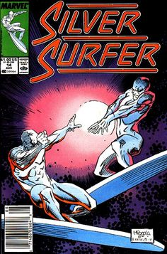 Silver Surfer August 1988#14