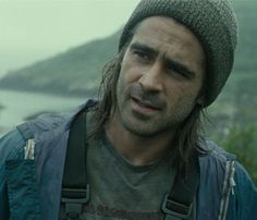 Colin Farrell in Ondine. One of my favorite actors, who people should take more seriously, cause he's so good! Movie Blog, Movie Tv, Perfect Man, A Good Man, Say Her Name, Water Nymphs, Ondine, Charming Man, Colin Farrell