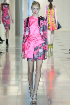 Antonio Berardi Fall 2015 Ready-to-Wear Fashion Show