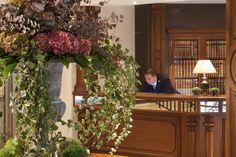 Auberge du Jeu de Paume - Chantilly : La réception | The reception
