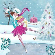 Christmas & Sint Nicolaas | Cartita Design ©2013