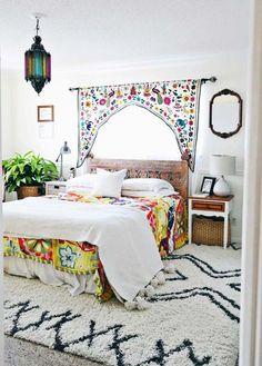 As cores estão ligadas à intuição e manipular elementos em quartos coloridos é um ótimo exercício para descobrir como andam suas emoções.