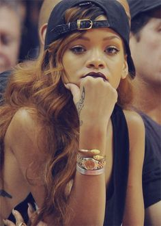 Rihanna - always on point