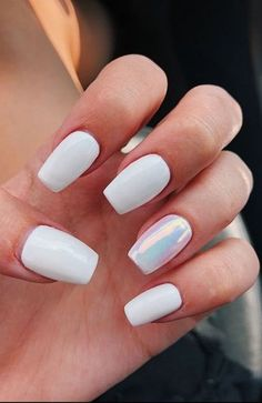 20 Cute Summer Nail Designs for 2020 - The Trend Spotter Gel Acrylic Nails, Summer Acrylic Nails, Gel Nails, Coffin Nails, Cute Summer Nail Designs, Cute Summer Nails, Easy Nail Designs, Cute Toenail Designs, Summery Nails