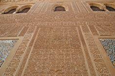 Fachada Palacio Comares (3) Alhambra de Granada