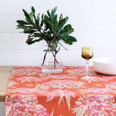 Image of Tablecloth -Ficifolia Corymbia