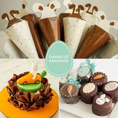 Este ano, os doces para a Páscoa estão bem caprichados! Nossas sugestões vão dos ovos de colher a bolos e cupcakes decorados (e lá no Open House tem opções