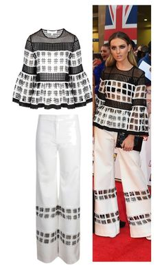 """""""Perrie Edwards"""" by hjjlllnp on Polyvore featuring Alexis"""