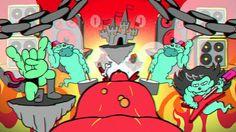 Directed By: Nicos Livesey & Tom Bunker  Production Management: Red Bee Media  Agency: Karmarama  Animators: Blanca Martinez de Rituerto, Joe Bichard, Sean Weston, Duncan Gist, Joe Sparkes
