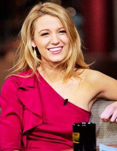 Blake Lively! Love her!!
